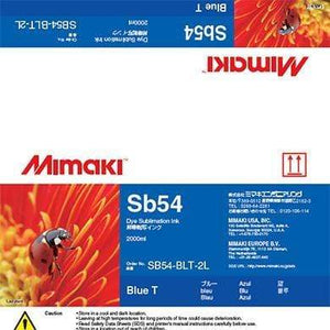 Mimaki Ink Mimaki SB54 Dye Sublimation Ink