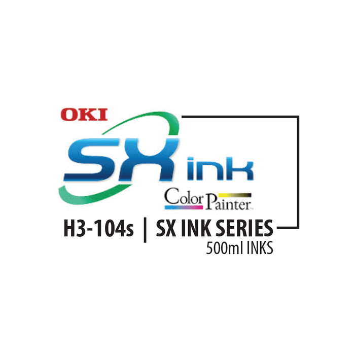 OKI ColorPainter H3-104s & M64s | SX Ink Series M | 1.5 Liter