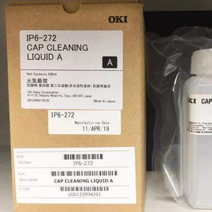 OKI Parts & Accessories Oki: Cap Cleaning Liquid Set A - IP6-272