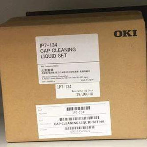 OKI Parts & Accessories Oki: Cap Cleaning Liquid Set HV - IP7-134