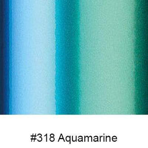 "Oracal Media #318 Aquamarine / Gloss Orafol 970RA Premium Shift Cast 60""x75'"