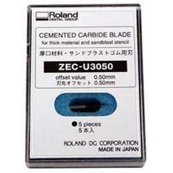 Roland Parts & Accessories 60deg ZEC-U3050 Roland: Carbide Blade