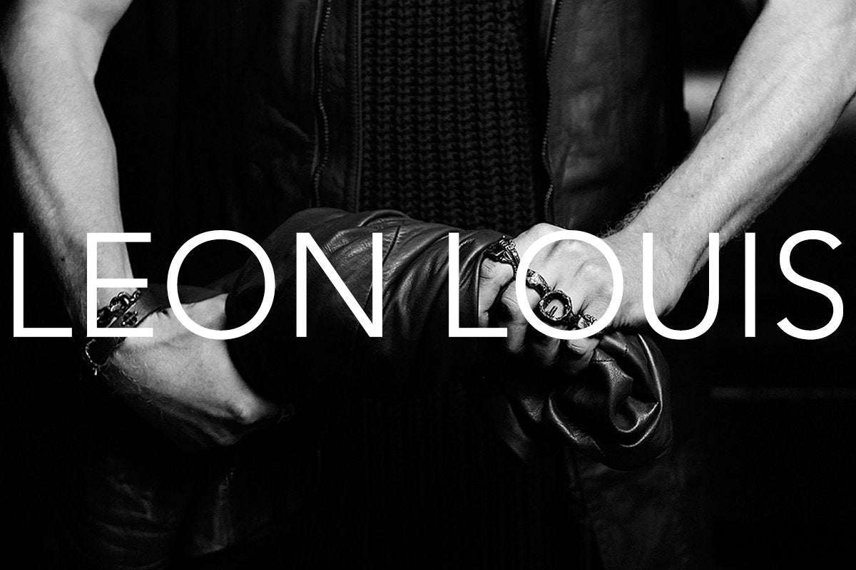 Leon Louis AW15 Shop Online in our online store. Aleluya Store - Dark Avantgarde