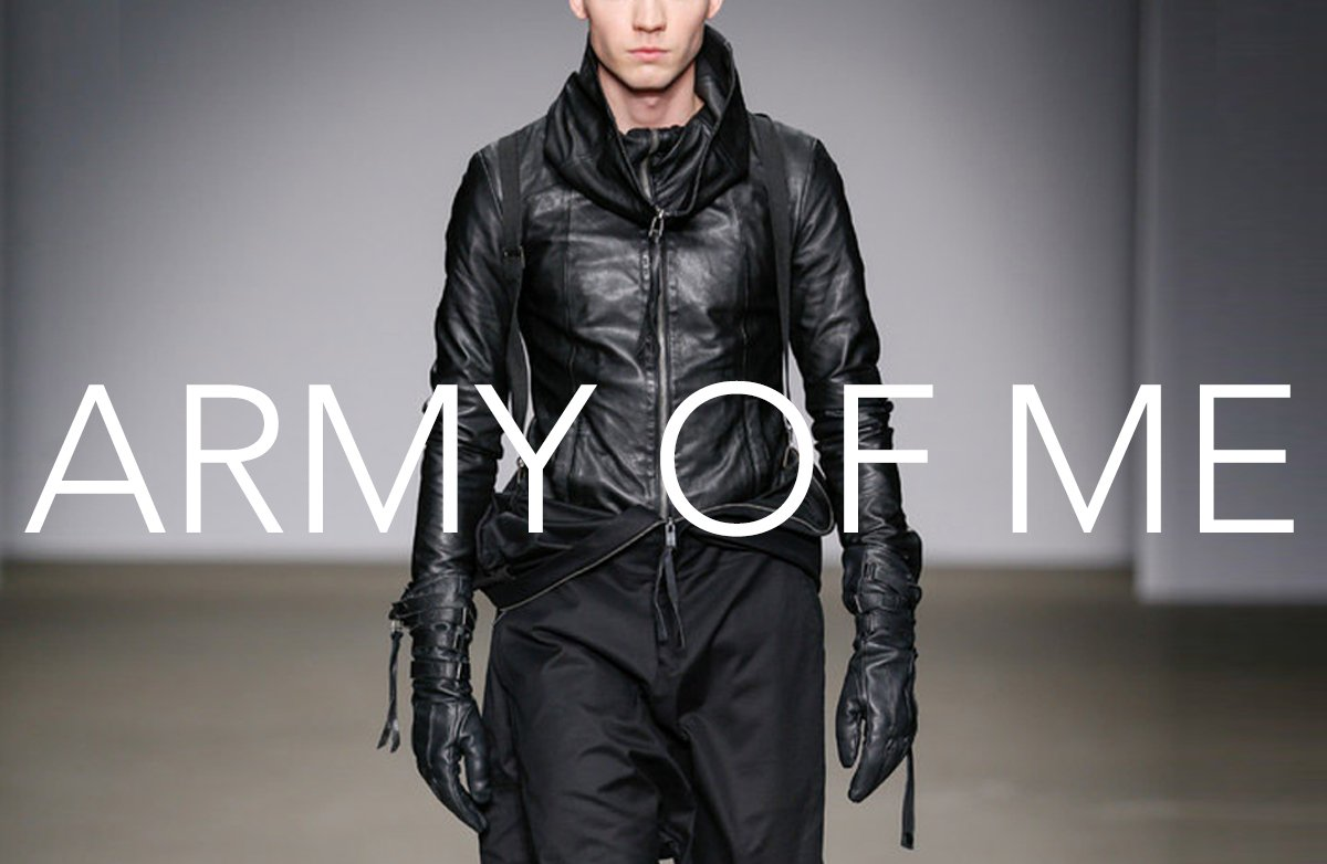 Army of Me Autumn/Winter 2015