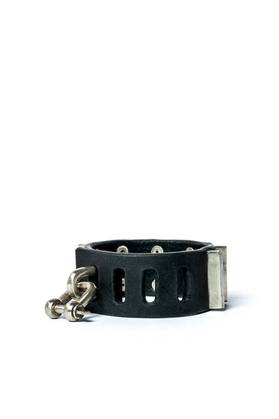 Parts of 4 Restraint Charm Bracelet | Staple Stud Variant | 30mm | BLK+Z Shop Online