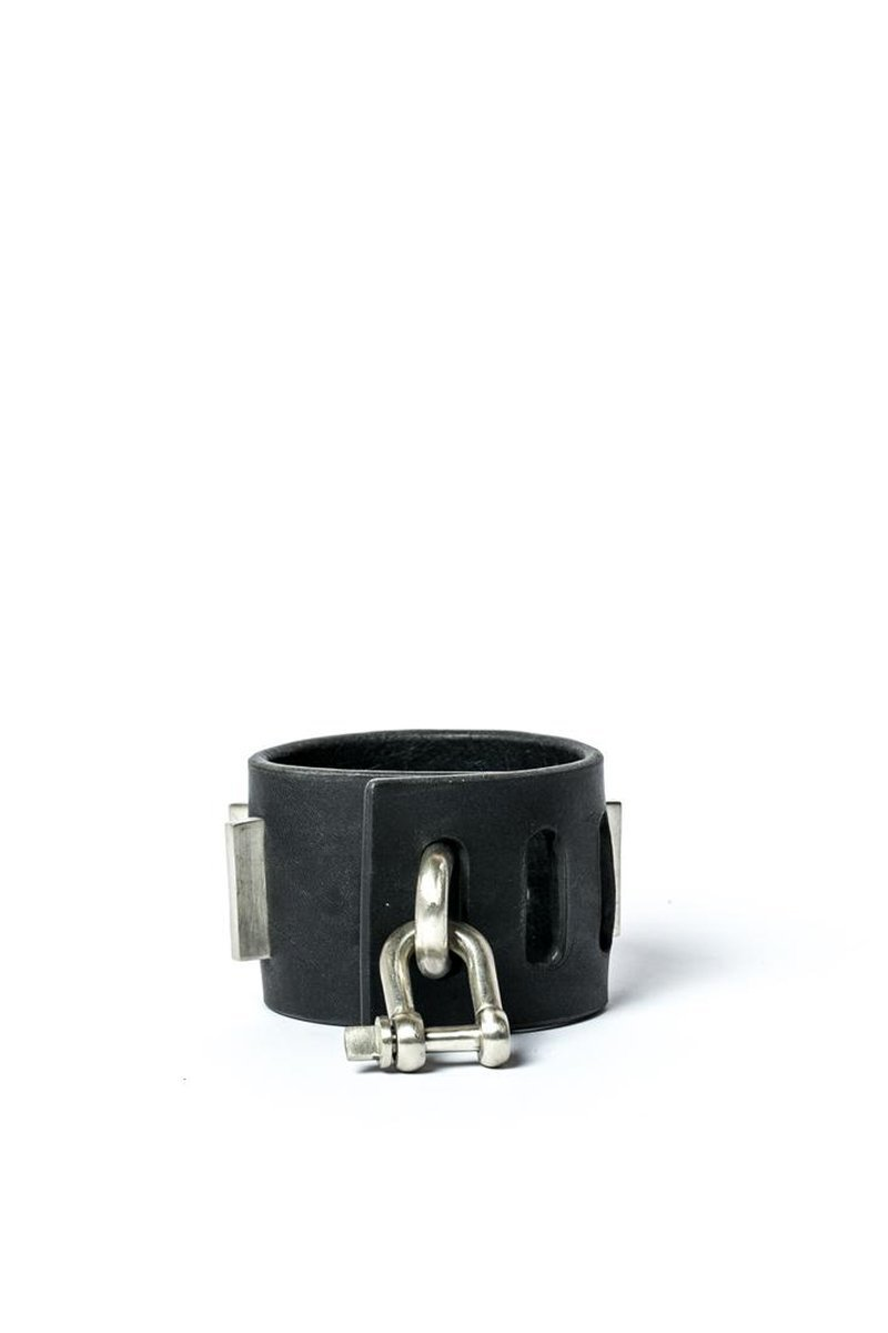 Parts of 4 Restraint Charm Bracelet | Staple Stud Variant | 50mm | BLK+Z Shop Online