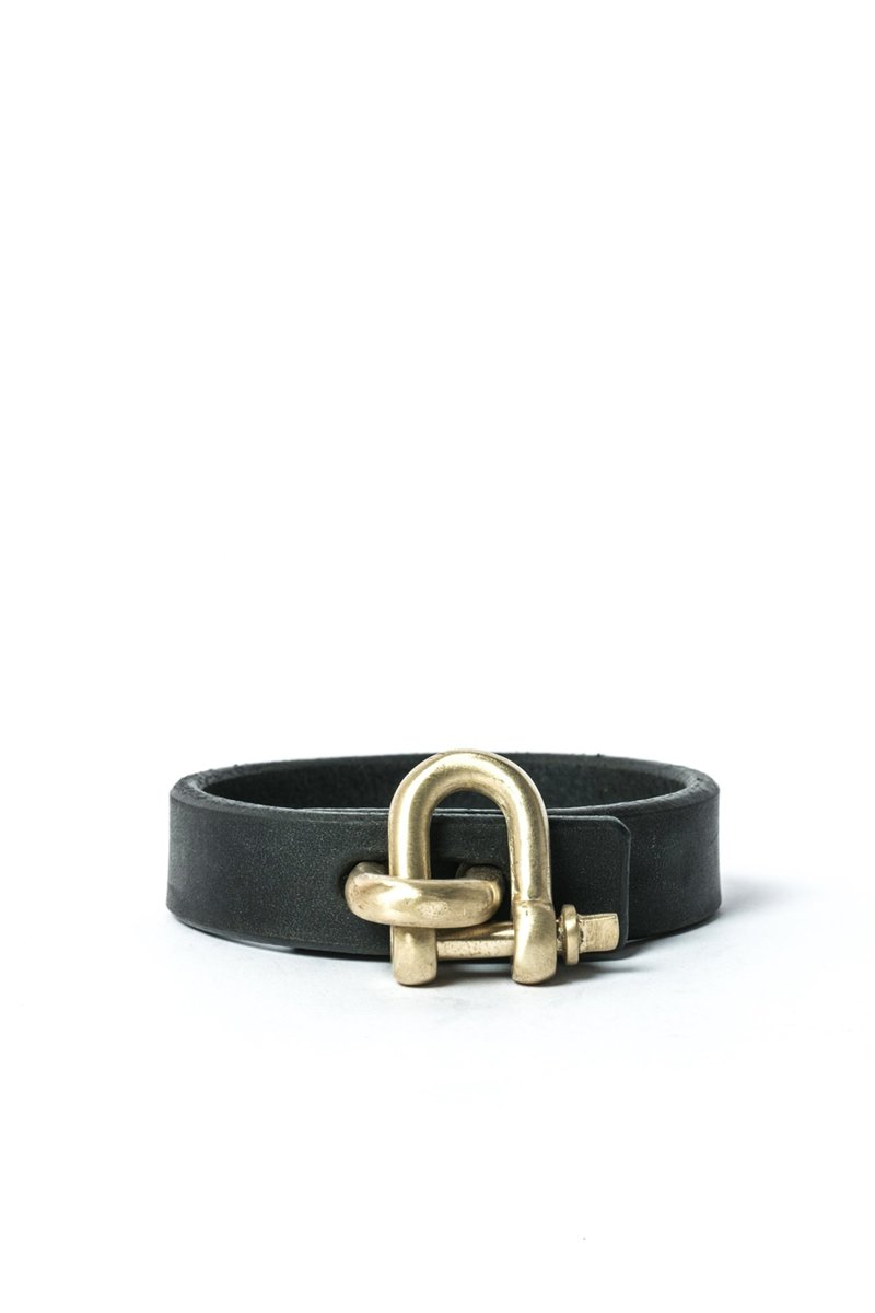 Restraint Charm Bracelet | 15mm | BLK+MR