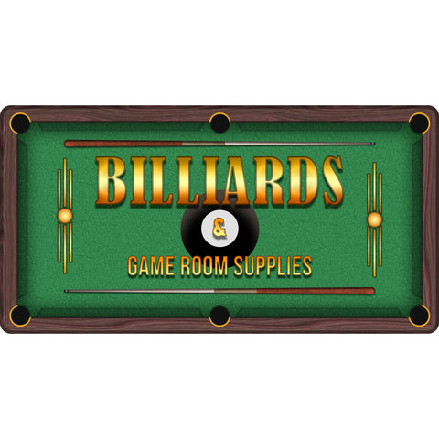 Billiards and Game Room Supplies