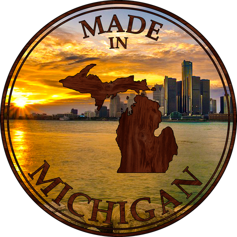 Made In Michigan - Apparel and Merchandise
