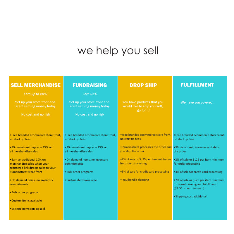 99 Mainstreet : We help you sell