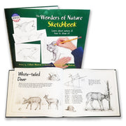 The Wonders of Nature Sketchbook 0-9754942-1-X written by Colleen Monroe / illustrated by Michael Glenn Monroe