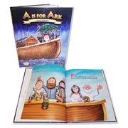 A Is For Ark - Noah's Journey Children's Book 0-9754942-0-1 by Colleen and Michael Glenn Monroe