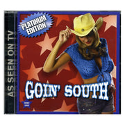Goin' South Platinum Edition Disc One and Two has 30 of your favorite southern rock hits