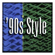 '90s Style 69836-81011-2 two disc set that has all of your favorite hits from throughout the decade