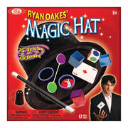 Ideal #0C2719 Ryan Oakes' Magic Hat Magic Kit Box