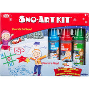 Ideal #0C8326BL Sno-Art Kit with Sno-Marker and Sno-Molds