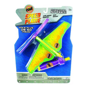 Poof #2145BL Speed Plane With Power Launcher