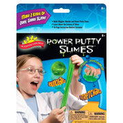 Scientific Exploer #01130 Power Putty Slimes Science Kit