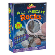 Scientific Explorer #02031TL All About Rocks Mini Lab Kit