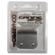 Canine FX PGRRB7R Replacement Clipper Blade Size 7 Cryogenic/Ceramic fits ConairPRO / Oster / Andis / Wahl / Laube
