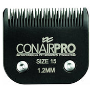 ConairPRO Pet #PGRRB15P Pet Clipper Size 15 Steel Replacement Blade 1mm