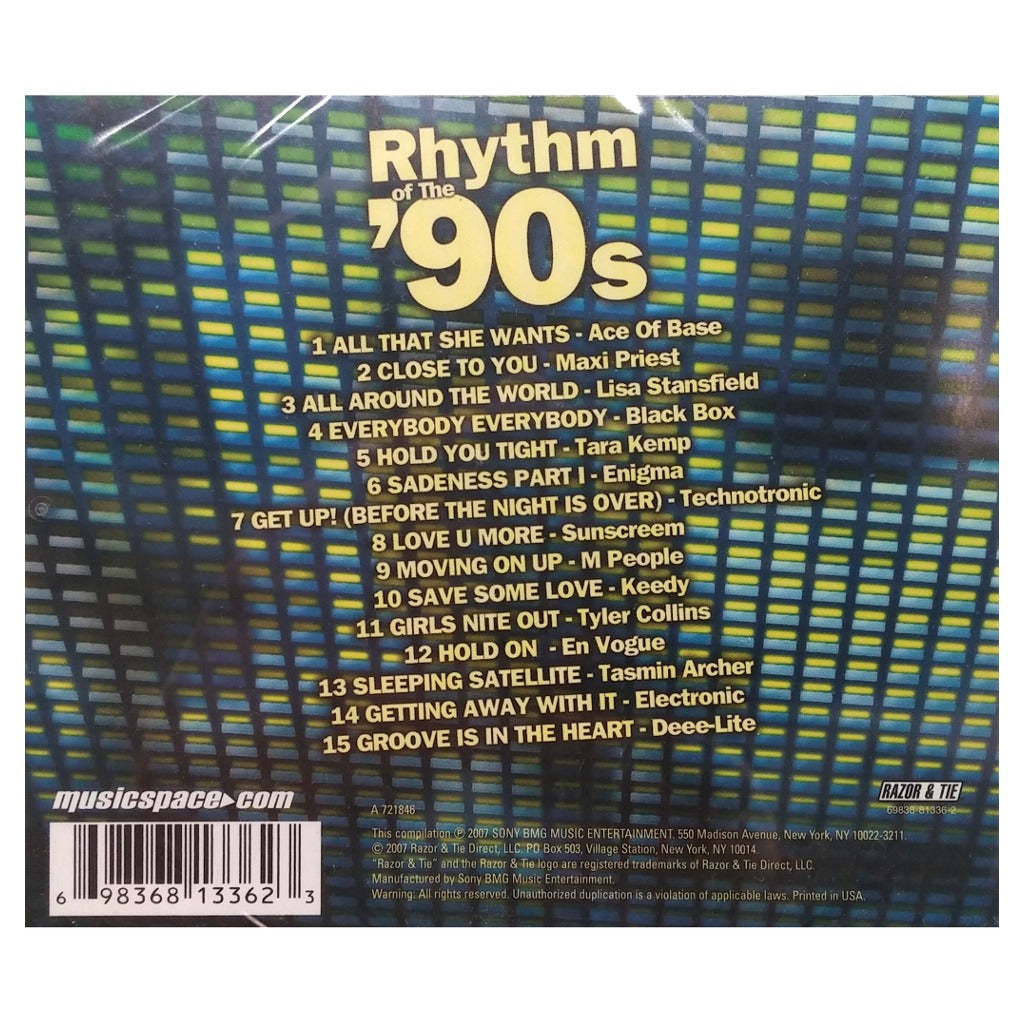 Rhythm of the '90s Disc One (Various Artists) Default Title
