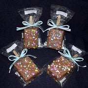 Chocolate Covered Rice Krispie Treats - 4 Pack