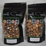 Chocolate Peanut Butter Caramel Corn - 2 Pack