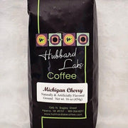 Michigan Cherry Flavored Coffee 16 oz bag available ground or whole bean