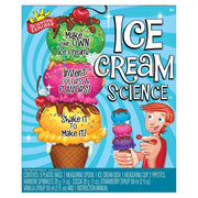 Scientific Explorer #0SA282BL Ice Cream Science Kit