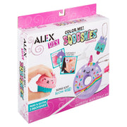 Alex D.I.Y. 602130-1 Color Me Sqooshies Sweets