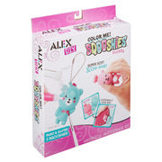 Alex D.I.Y. 602120-1 Color Me Sqooshies Buddy