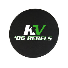'06 Rebels Rubber Coasters