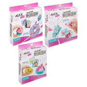 Alex D.I.Y. Color Me Sqooshies 3 Kit Bundle includes: Sweets