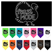 66-429 Feast Mode Dog Bandana