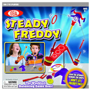 Ideal #36100 Steady Freddy Tabletop Balancing Game