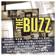 The Buzz 79301-89081-2 Alternative rock CD featuring 18 chart-topping hits