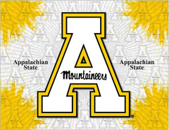 Appalachian State University Canvas - Mountaineers Logo