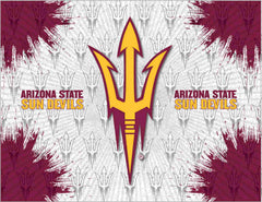 Arizona State University Canvas - Pitchfork Logo