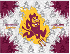 Arizona State University Canvas - Sparky Logo