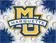 Marquette University Canvas -  Golden Eagles Logo