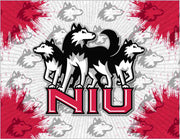Northern Illinois University Canvas - Huskies Logo