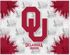 University of Oklahoma Canvas - Sooners Logo