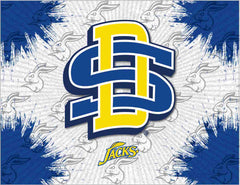 South Dakota State University Canvas - Jackrabbits Logo