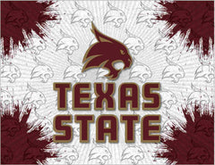 Texas State University Canvas - Bobcats Logo