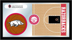 University of Arkansas Basketball Mirror - Razorbacks Logo