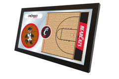 University of Cincinnati Basketball Mirror - Bearcats Logo