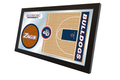 Gonzaga University Basketball Mirror - Bulldogs Logo