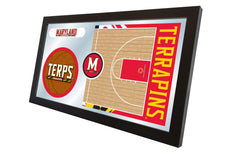 University of Maryland Basketball Mirror - Terrapins Logo