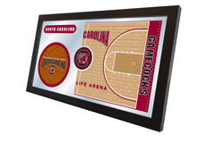 University of South Carolina Basketball Mirror - Gamecocks Logo